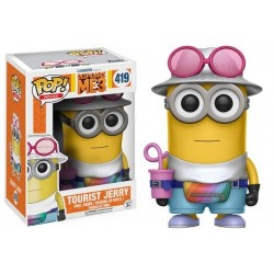 Funko Pop! Movies 419: Despicable Me 3 - Tourist Jerry