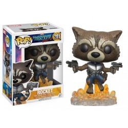 Funko Pop! Marvel 201: Guardians Of The Galaxy Vol. 2 - Rocket