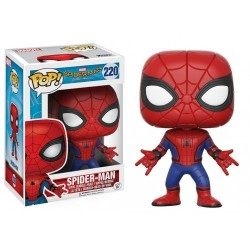 Funko Pop! Marvel 220: Spider-Man Homecoming - Spider-Man