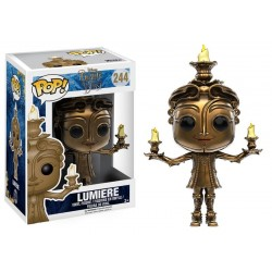 Funko Pop! Disney 244: Beauty and The Beast - Lumiere