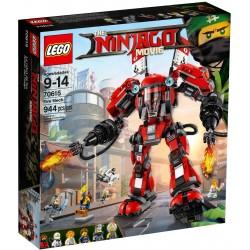 Lego Ninjago Movie 70615 Fire Mech