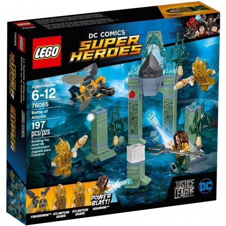 LEGO DC Super Heroes 76085 Battle of Atlantis