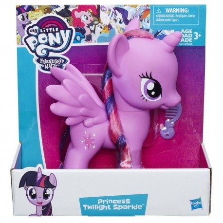 My Little Pony 8-Inch Princess Twilight Sparkle Figure