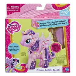 My Little Pony 5-Inch Design a Pony Princess Twilight Sparkle