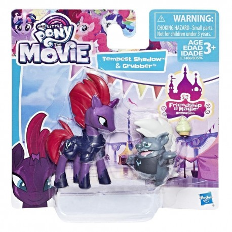 My Little Pony Friendship is Magic Collection Set Tempest Shadow