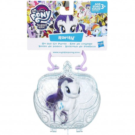My Little Pony On-the-Go Purse Ponies Rarity