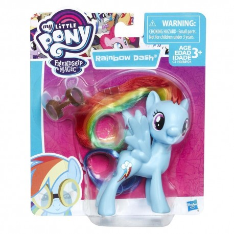 My Little Pony Friends Rainbow Dash