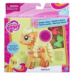 My Little Pony 5-Inch Design a Pony Applejack