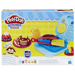 Play Doh Breakfast Bakery