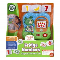 LeapFrog Fridge Numbers Magnetic Set (2-4 yrs)