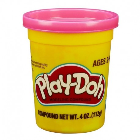 Play Doh Single Can - Rubine Red