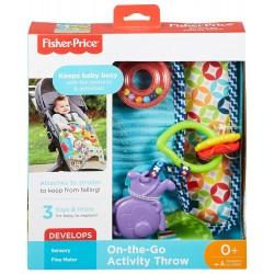 Fisher Price On-the-Go Activity Throw (Birth and Up)