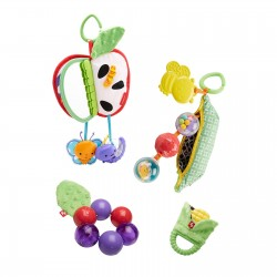 Fisher Price Fruits and Veggies Gift Set (3 Months and Up)