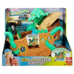 Thomas & Friends Adventures Sea Monster Pirate Set (3+ Years)