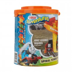 Thomas & Friends Adventures Spiral Tower Tracks with Diesel (3+ Years)