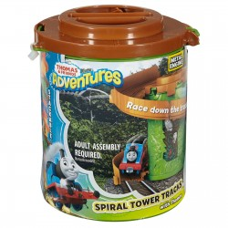 Thomas & Friends Adventures Spiral Tower Tracks with Thomas (3+ Years)