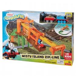 Thomas & Friends Thomas Adventures Misty Island Zip-Line (3+ Years)