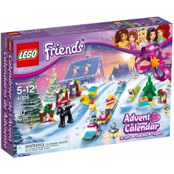 LEGO Friends 41326 Advent Calendar 2017