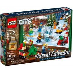 LEGO City 60155 Advent Calendar 2017
