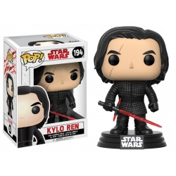 Funko Pop! Star Wars 194: The Last Jedi - Kylo Ren