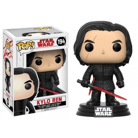 Funko Pop! Star Wars 194: The Last Jedi - Kylo Ren