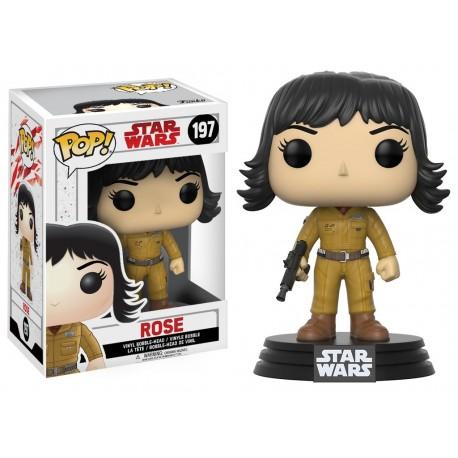 Funko Pop! Star Wars 197: The Last Jedi - Rose