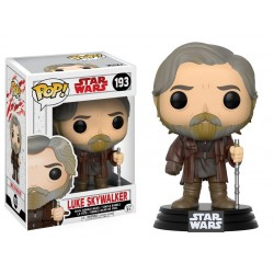 Funko Pop! Star Wars 193: The Last Jedi - Luke Skywalker