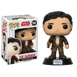 Funko Pop! Star Wars 192: The Last Jedi - Poe Dameron