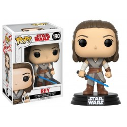 Funko Pop! Star Wars 190: The Last Jedi - Rey