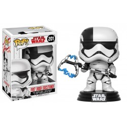 Funko Pop! Star Wars 201: The Last Jedi - First Order Executioner