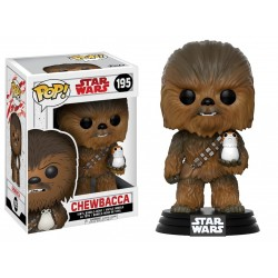Funko Pop! Star Wars 195: The Last Jedi - Chewbacca