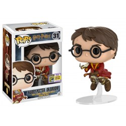 Funko Pop! Movies 31: Harry Potter - Harry Potter on Broom EX (Limited Edition)