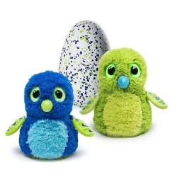 Hatchimals Draggle Green/Blue/Light Green Asst