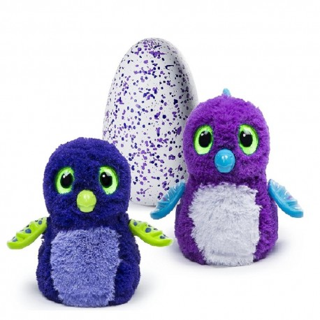 Hatchimals Draggle Purple Green/Purple White Asst