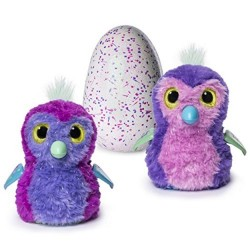Hatchimals Glittering Garden - Sparkly Penguala Asst