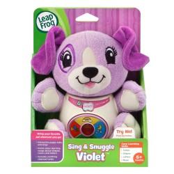 LeapFrog Sing & Snuggle Violet (6-36 months)