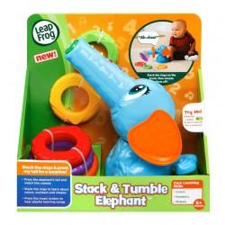 LeapFrog Stack & Tumble Elephant (6-24 months)