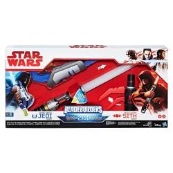 Star Wars BlackBuilders Path of The Force Lightsaber