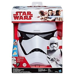 Star Wars: The Last Jedi First Order Stromtrooper Electronic Mask