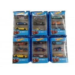 Hot Wheels 3 Car Pack