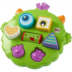 Fisher-Price Silly Sortin' Monster Puzzle (9+ Months)