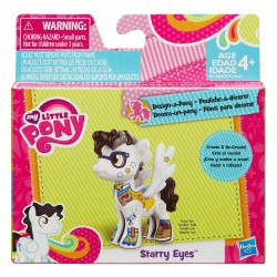 My Little Pony Pop Starry Eyes Design-A-Pony Kit