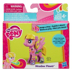 My Little Pony Pop Meadow Flower Design-A-Pony Kit