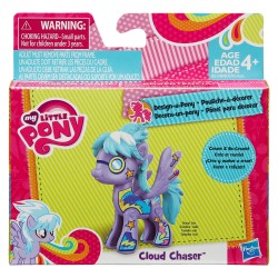 My Little Pony Pop Cloud Chaser Design-A-Pony Kit