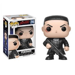 Funko Pop! Marvel 216: Daredevil - Punisher