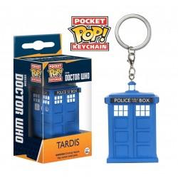 Funko Pocket Pop! Keychain: Doctor Who - Tardis