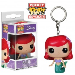 Funko Pocket Pop! Keychain: The Little Mermaid - Ariel