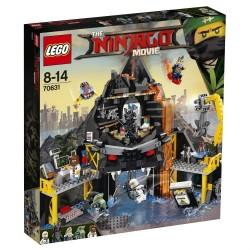Lego Ninjago Movie 70631 Garmadon's Volcano Lair