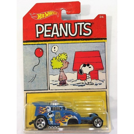 Hot Wheels Peanuts Made Diecast Vehicle: Altered Ego
