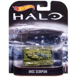 Hot Wheels Halo: UNSC Scorpion Vehicle